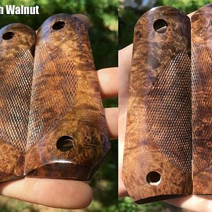 Burl Turkish Walnut